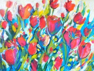 Tulips ©Flora Doehler