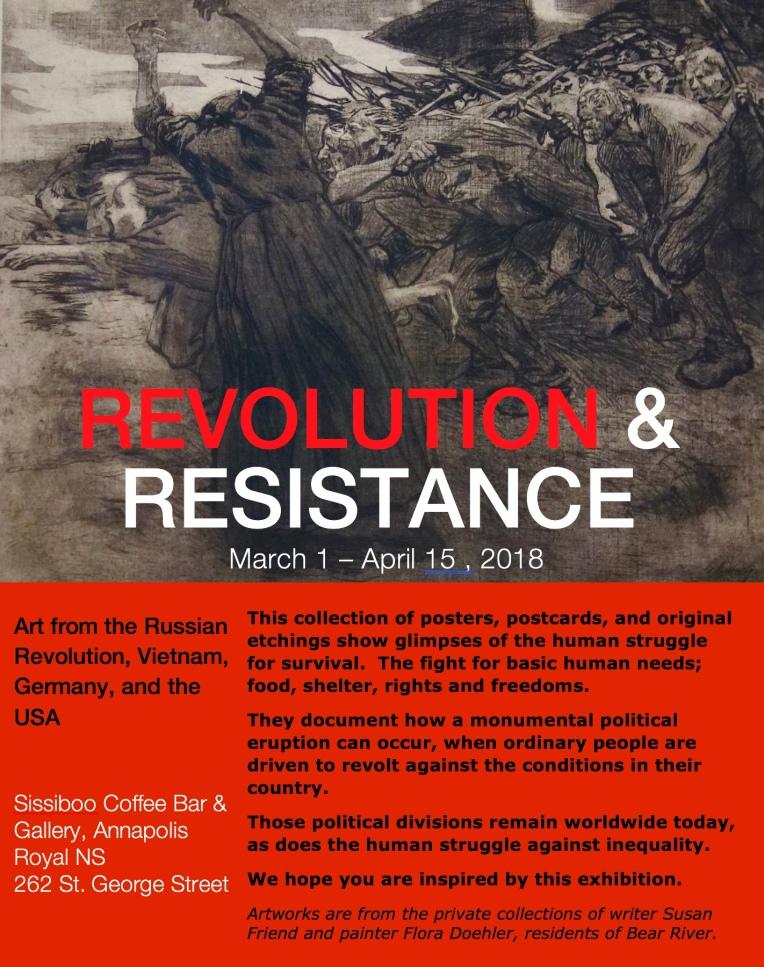 revolution posterAR