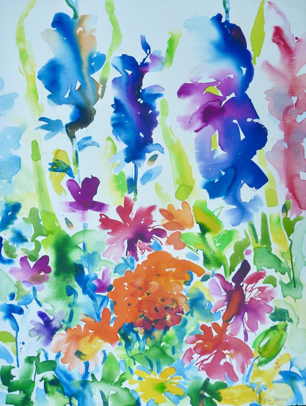 Floral Awakening