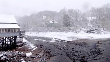 Bear River snow - 10