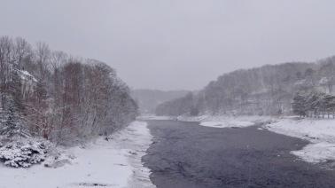 Bear River snow - 11