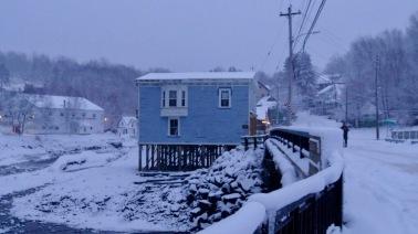 Bear River snow - 13