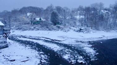 Bear River snow - 14