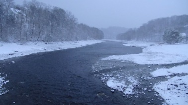 Bear River snow - 15