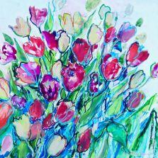 Tulips ©Flora Doehler, 2020